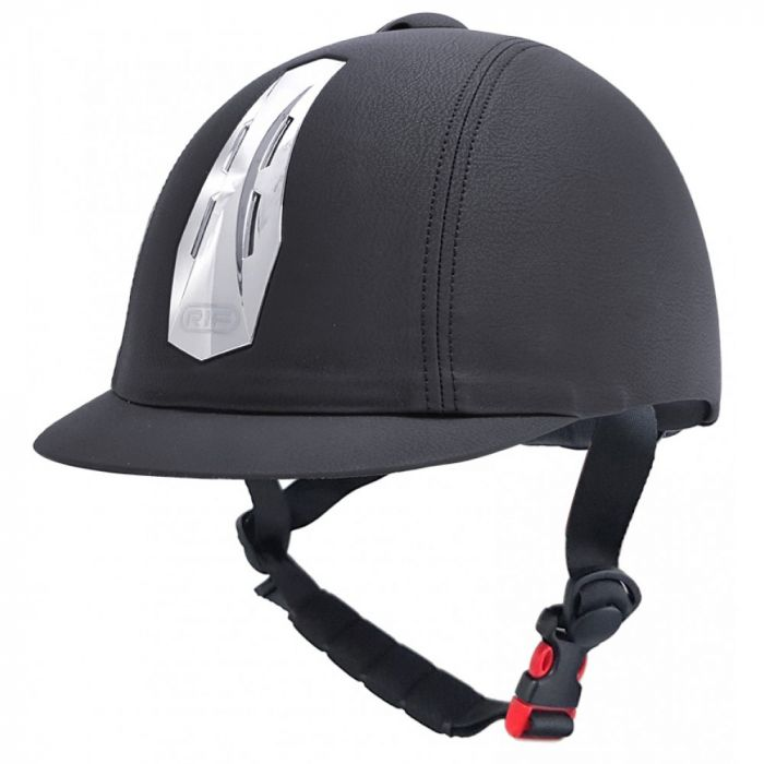 RIF Zoe Riding Helmet - Black