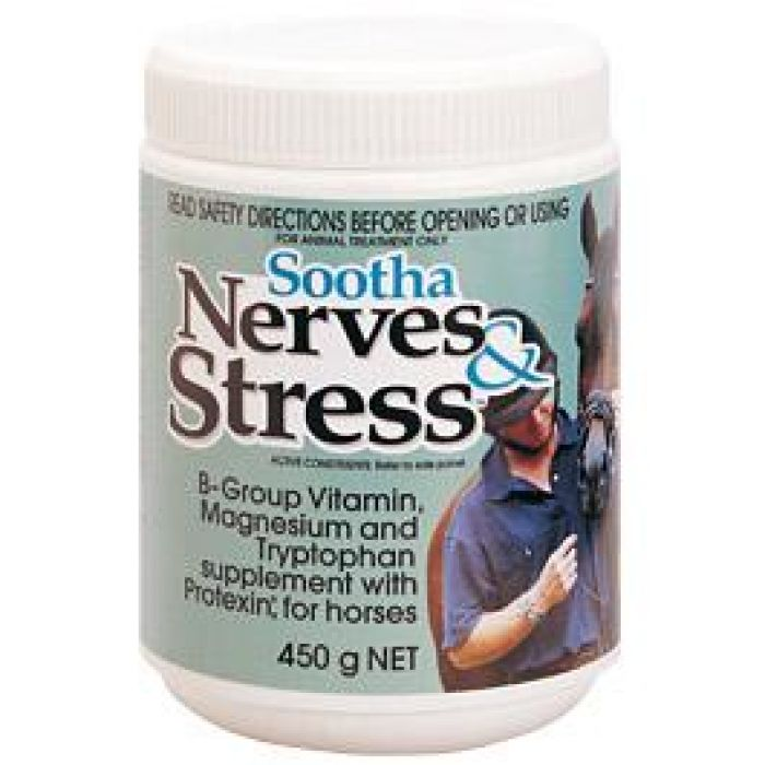 Behaviour support - Sootha Nerves and Stress