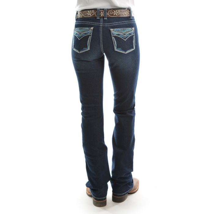 Pure Western Katelyn Relaxed Rider Jean - Boot Cut