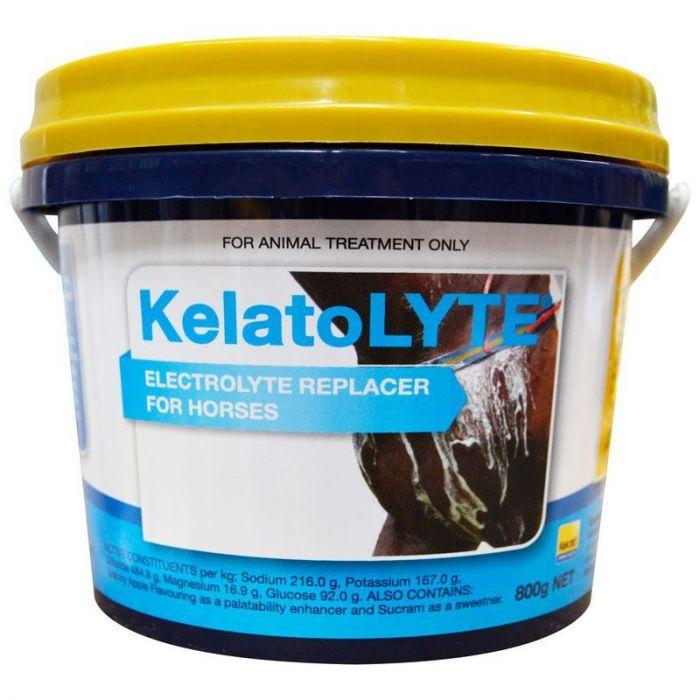 KelatoLYTE Electrolyte replacer for horses