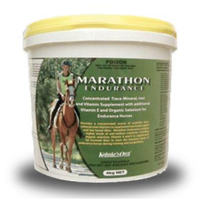 Endurance  Supplements  - Kohnke's Own Marathon Endurance