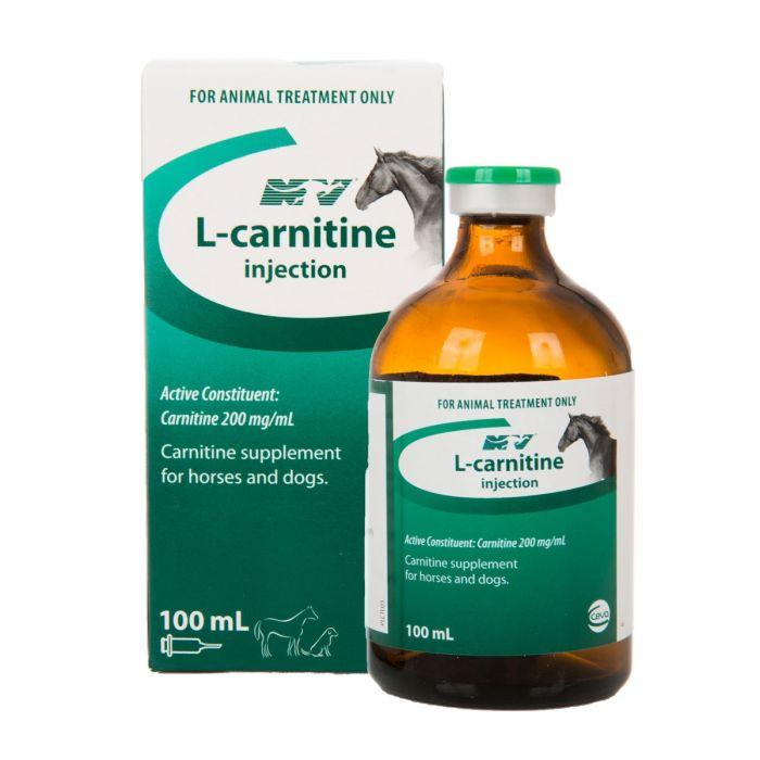 Ceva L-Carnitine Injection 100ml
