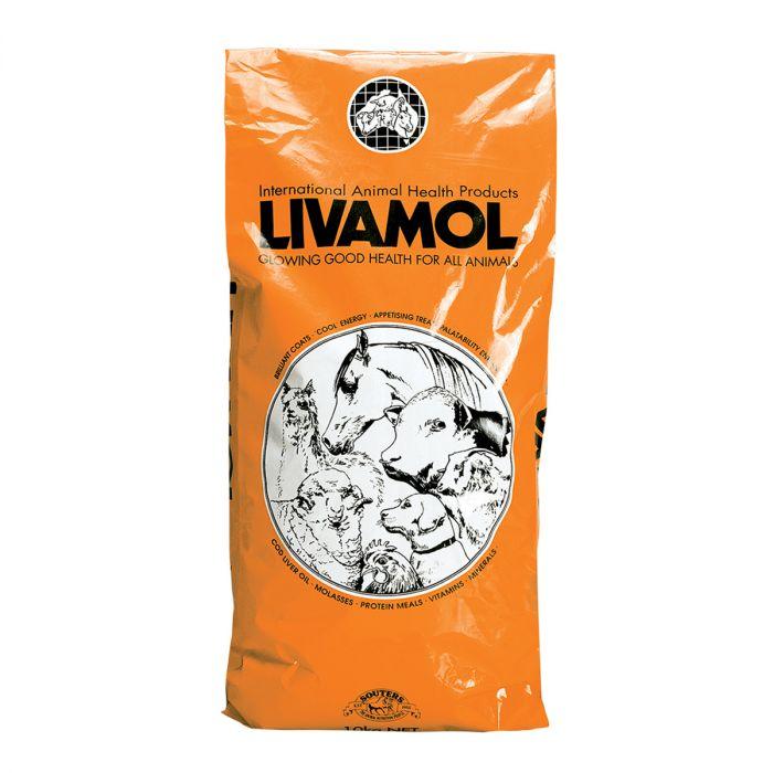 Livamol Feed supplement for animals