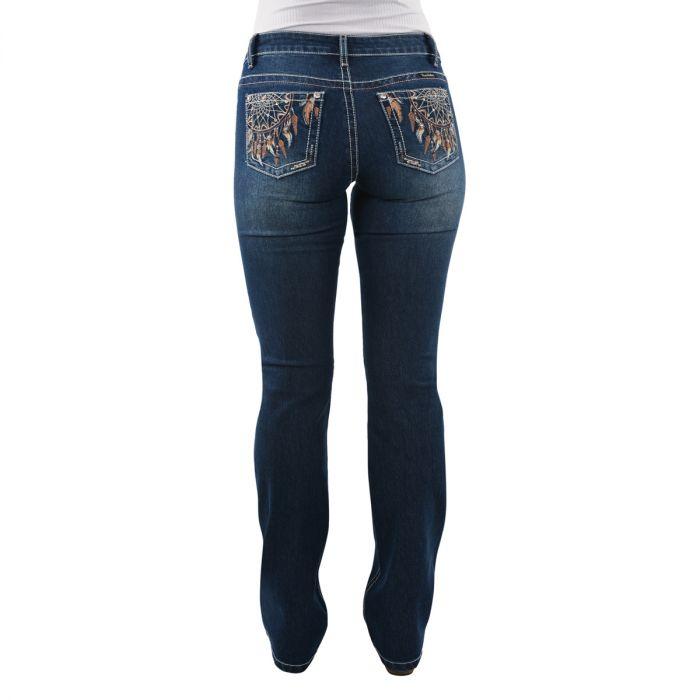 Pure Western Ladies Lola Boot Cut Jeans
