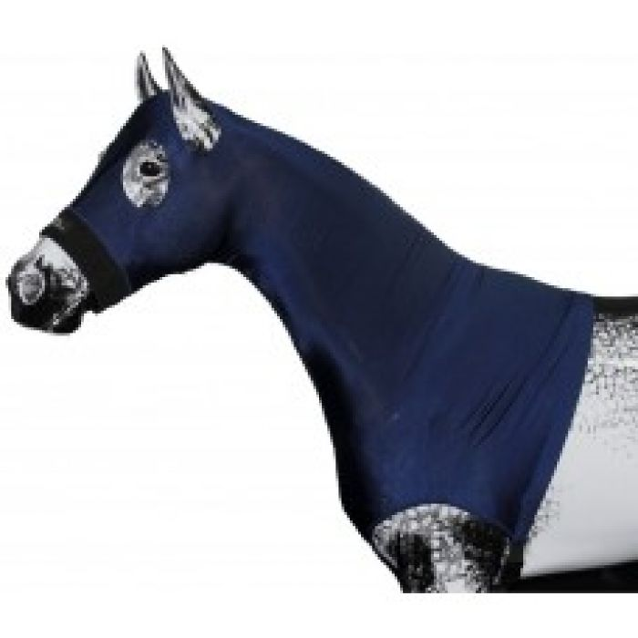 Lycra Hood With Zipper multiple colours and sizes