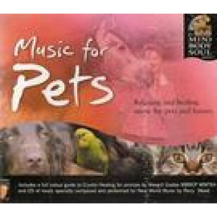 Music for Pets: Relaxing and healing music for pets and horses