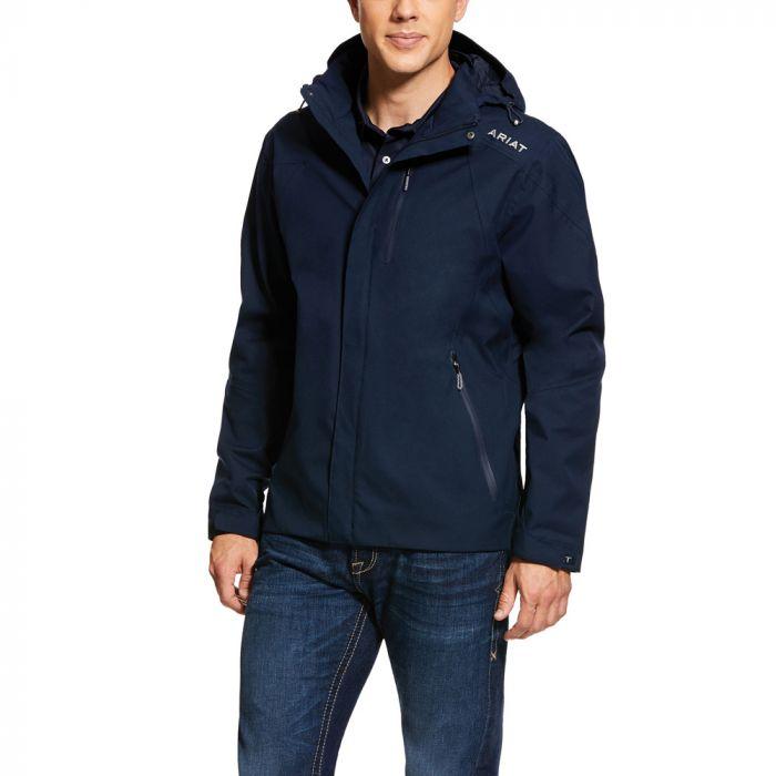 Ariat Mens Coastal H20 Waterproof Jacket