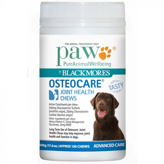 PAW Osteocare for Chews Dogs