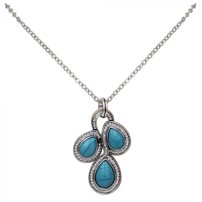 Pure Western Sheridan Pendant Necklace