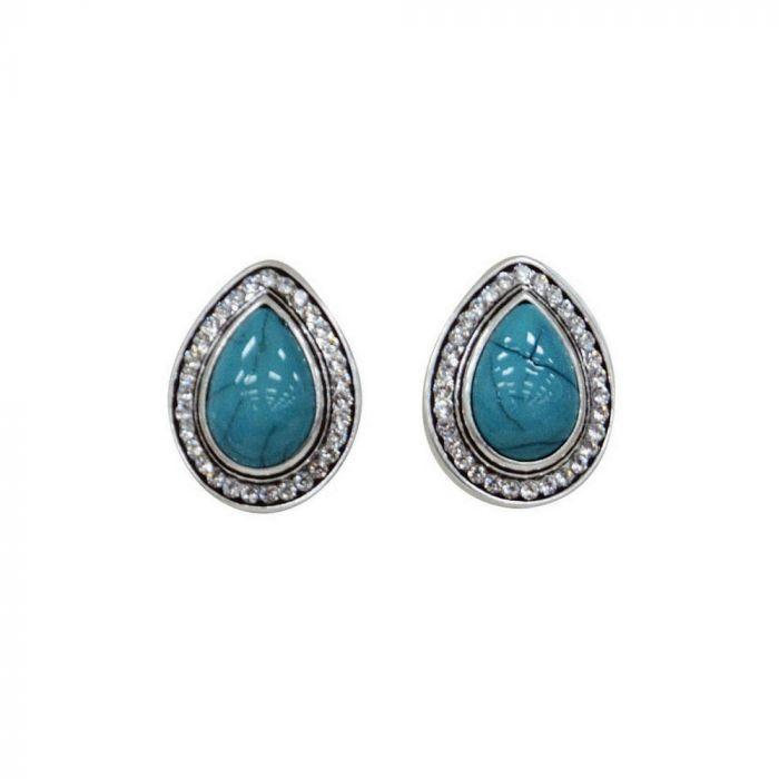 Pure Western Beverly Stud Earrings