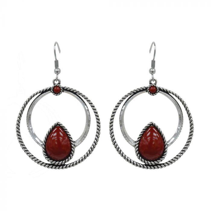Pure Western Victoria Hook Earrings