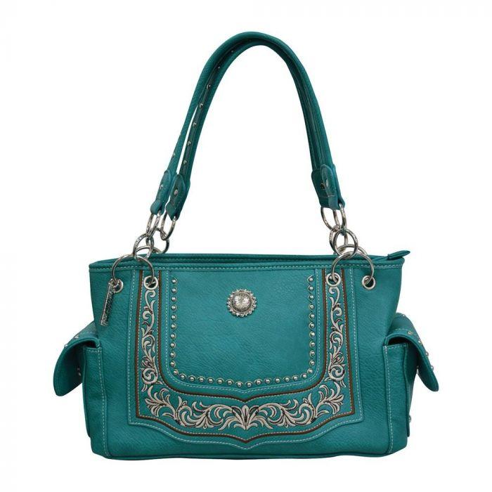 Pure Western Womens Marissa Handbag