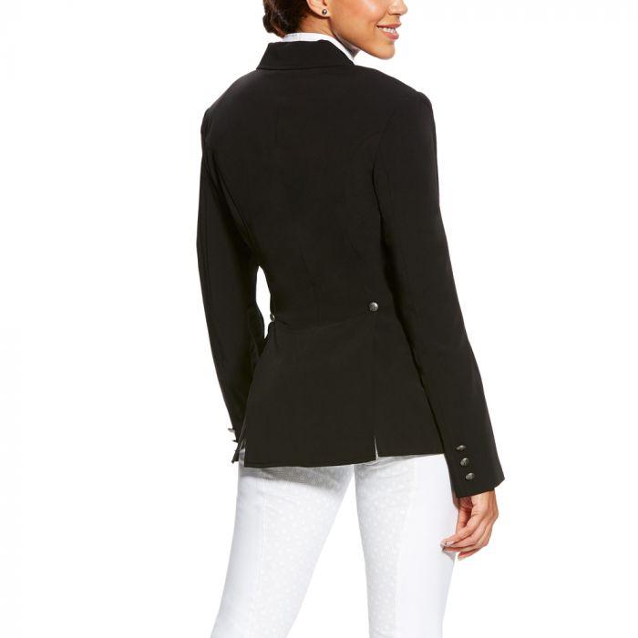 Ariat Palladium Show Jacket - Black - Back