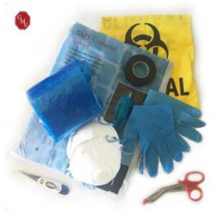 Biosecurity Personal Protection Packs