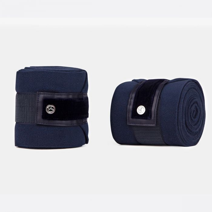 PS of Sweden Polo Bandages Monogram - Navy