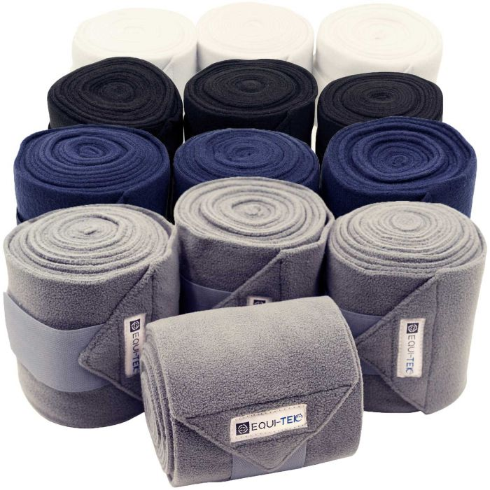 Equi-Tek Polo Fleece Bandages