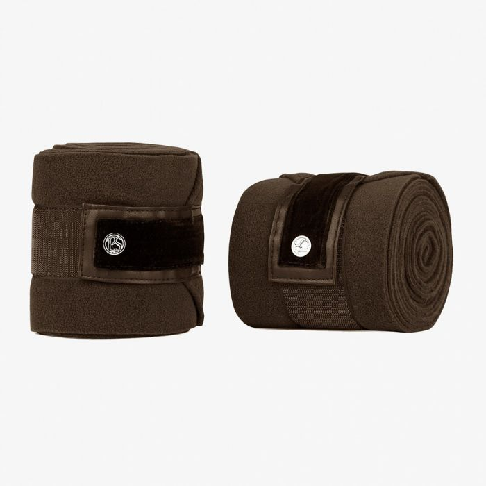 PS of Sweden Polo Bandages Monogram - Coffee