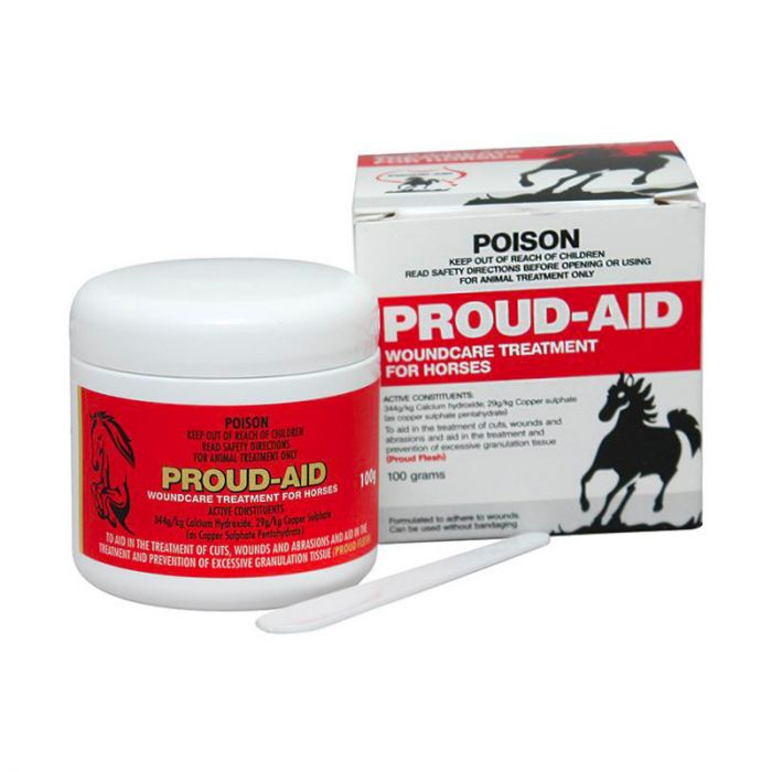 Proud Aid Wound Care for Horses