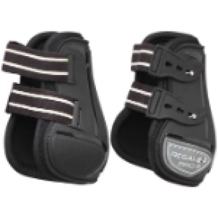 Regal Pro MkIII Fetlock Boots - Black