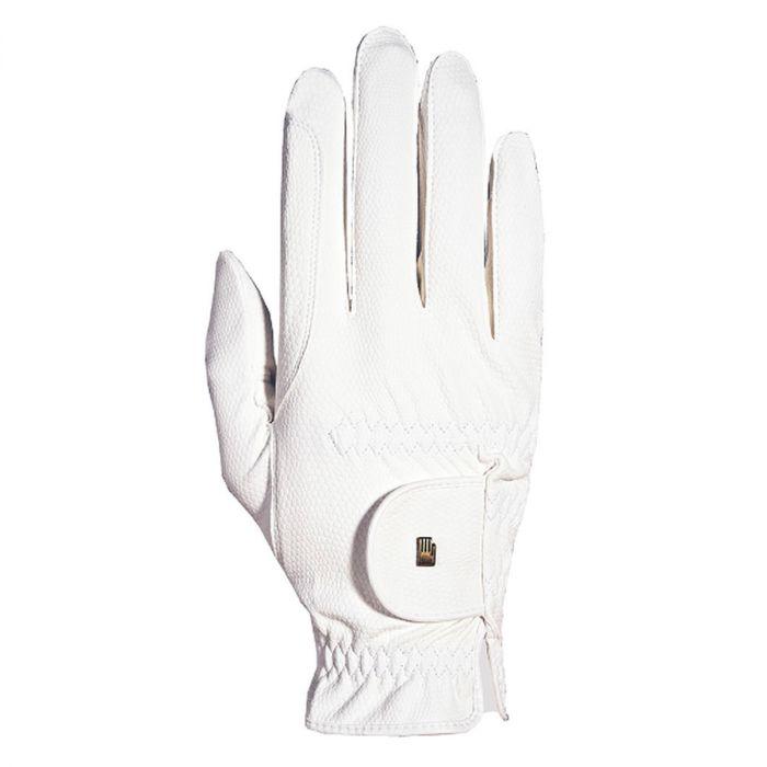 Roeckl Grip Glove - White
