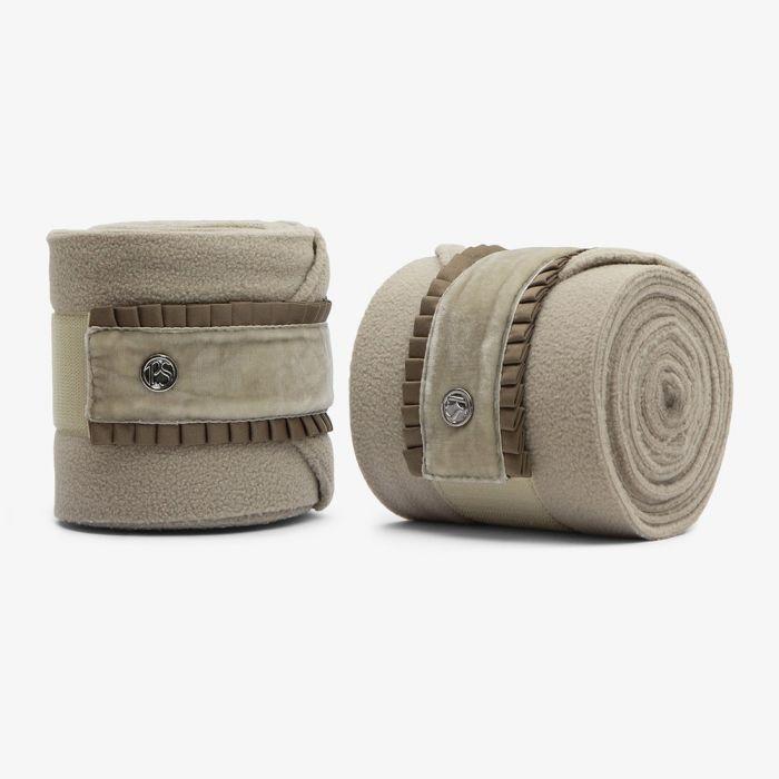 PSOS Polo Bandages Ruffle - Sand