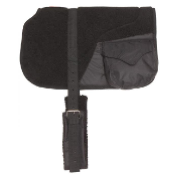 Fleece Bareback Saddlepad