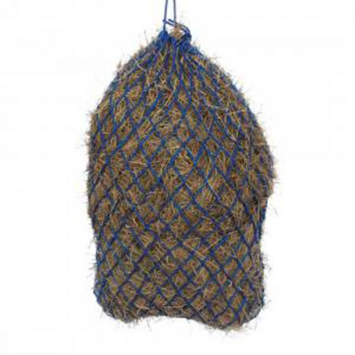 Shires Haylage Net - Small - Blue