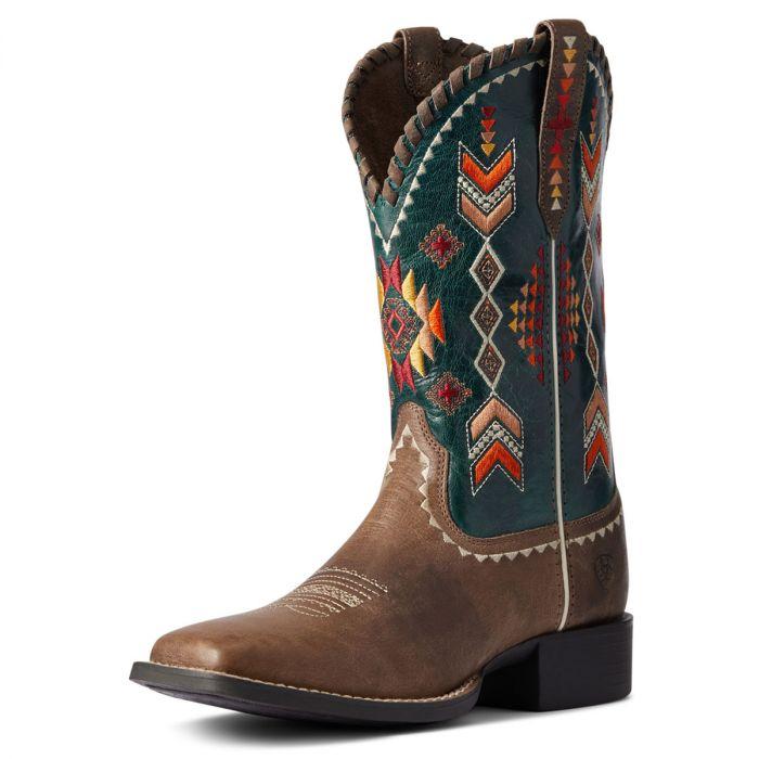 Ariat Womens Round Up Skyler Boot