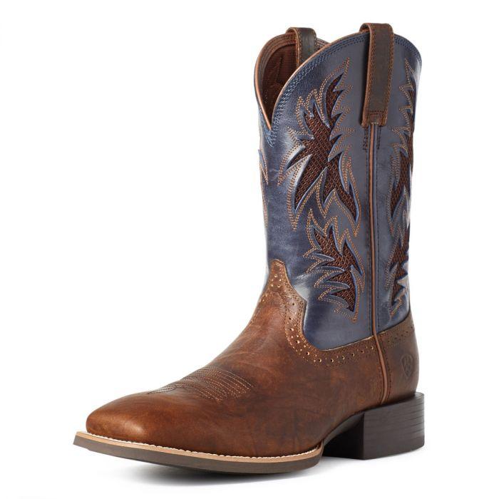 Ariat Mens Sport Cool VentTek Western Boot