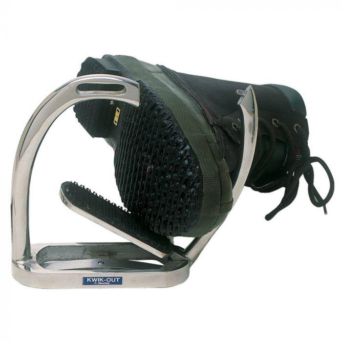 """Kwik-Out Safety Stirrups - 4 3/4"""" (12cm)"""