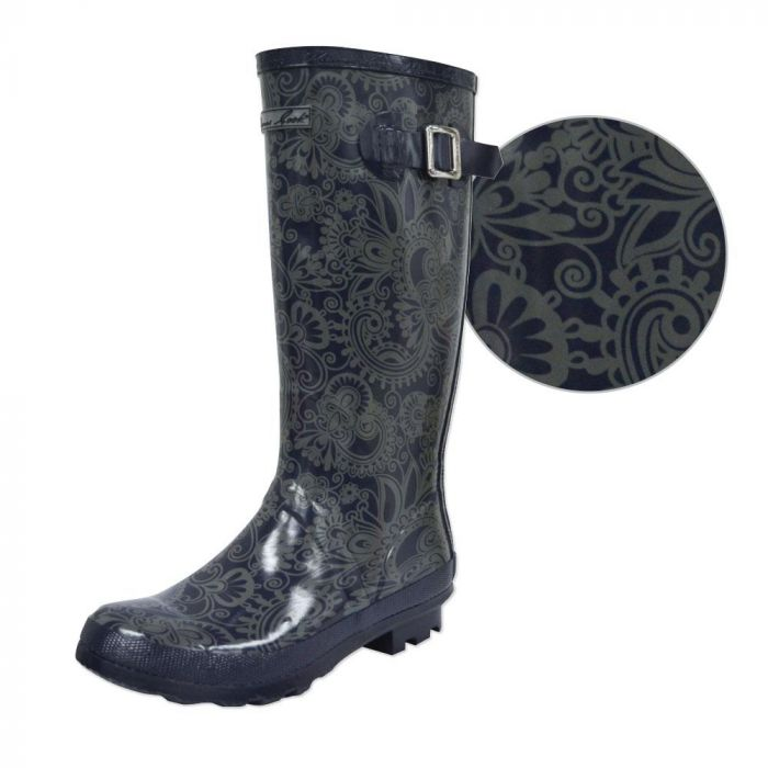 Deloraine Wellies by Thomas Cook