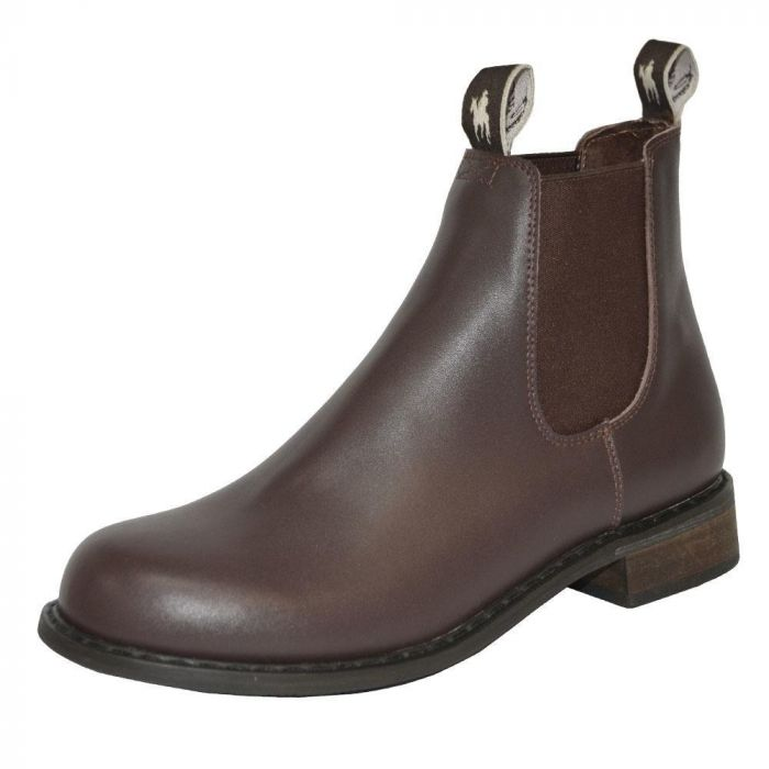 Thomas Cook Clubber Boot - Youth - Brown
