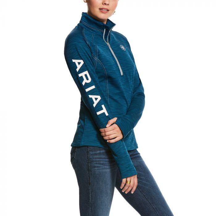 Ariat WMNS Tek Team 1/2 Zip Sweatshirt