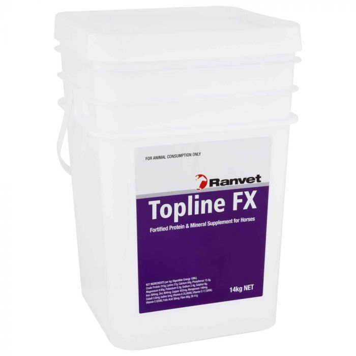 Topline FX 14kg - Ranvet