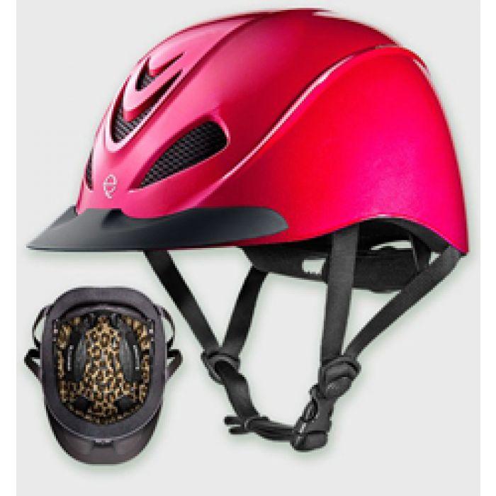 Troxel Liberty Helmet - Fuchsia