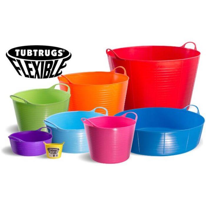 Evo Tubtrug - Flexible Buckets