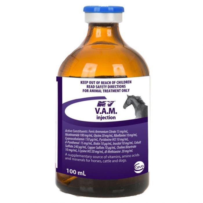 Ceva Nature Vet VAM injection for horses
