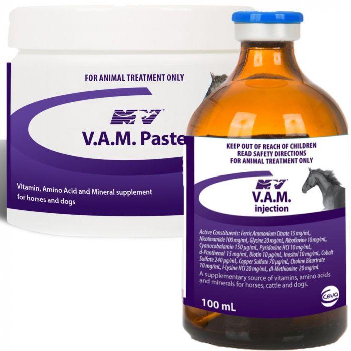 Ceva NatureVet VAM paste and Injectable