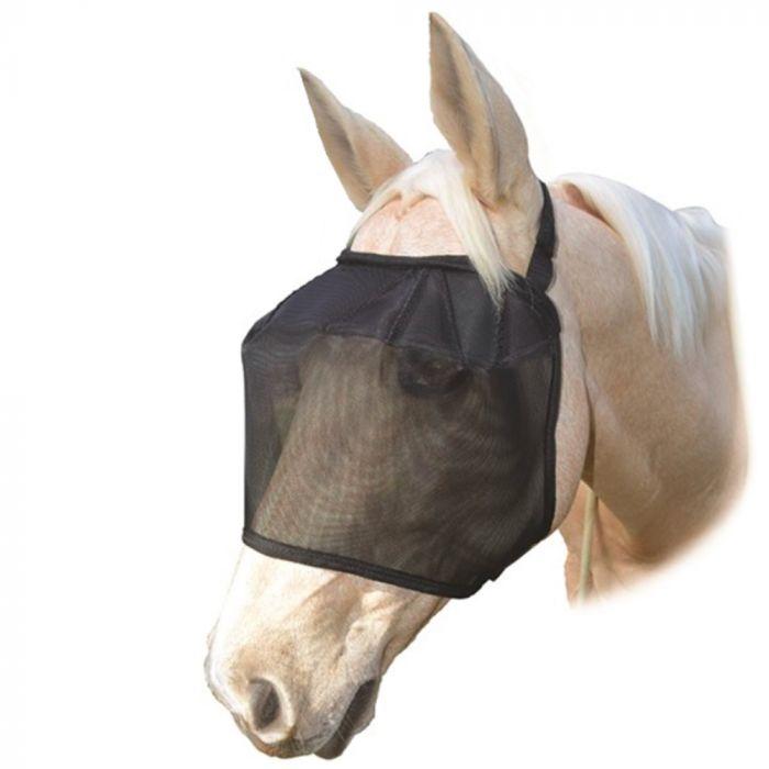 Wild Horse Black Mesh Ultimate UV Fly Veil