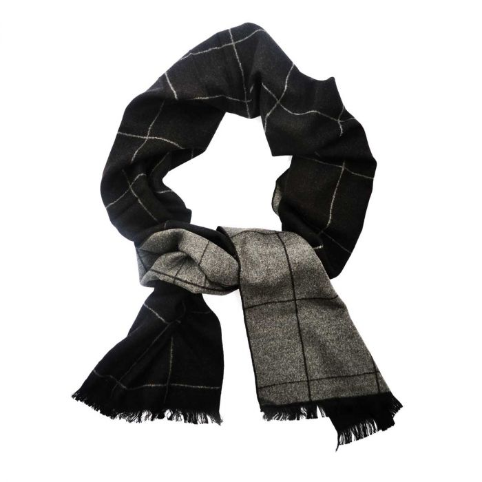 Thomas Cook Winter Scarf - Red/Navy