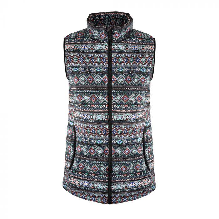 Pure Western Ladies Jackie Quilted Vest