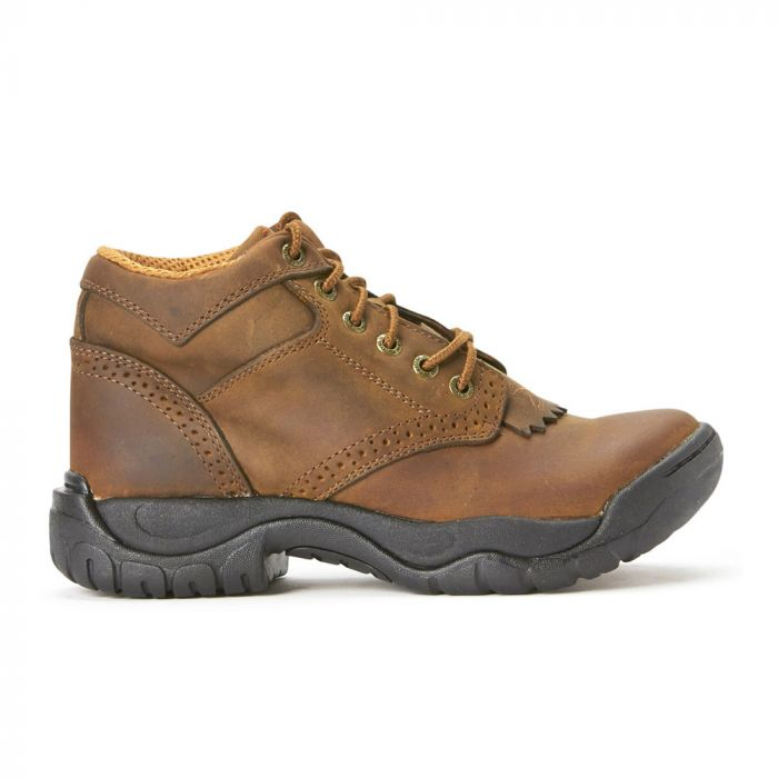Twisted X Womens All Around Lace Up Boot