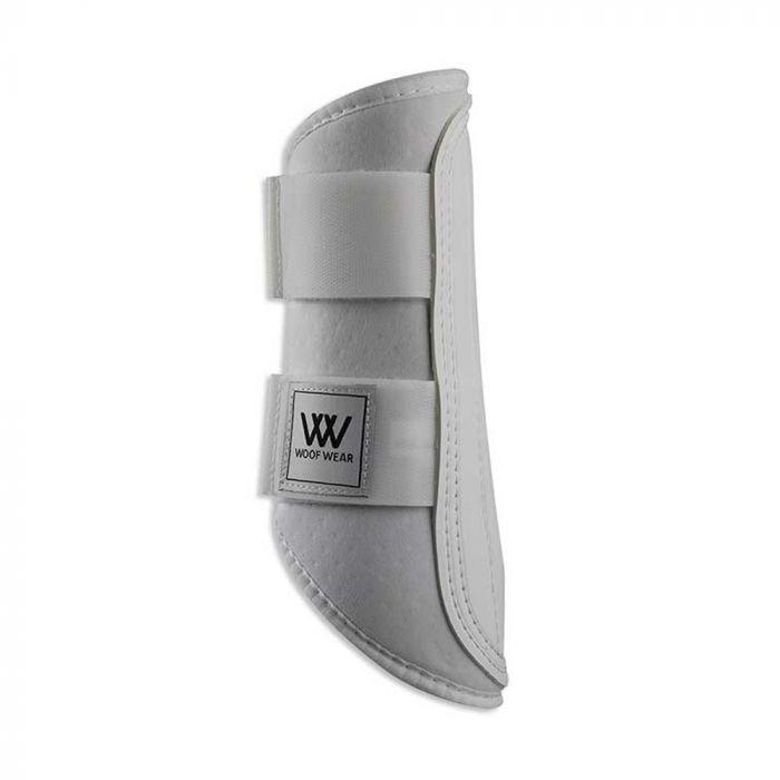 Woof Wear Double Lock Brushing Boot - White