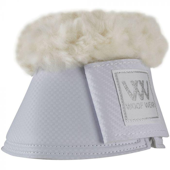 Woof Wear Pro Sheepskin Overreach Boot - White -Small