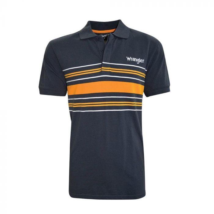 Wrangler Men's Edgeworth Polo