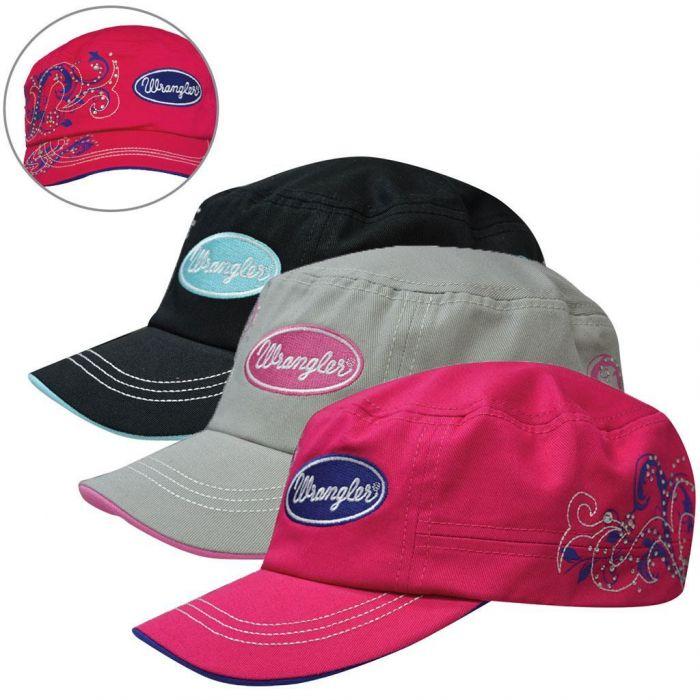 Wrangler Women's Ditzy Bucket Cap
