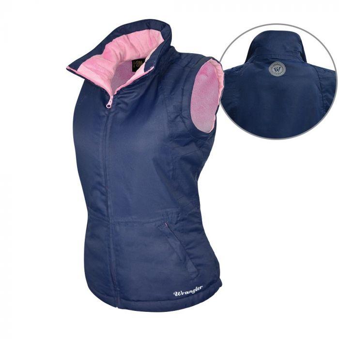 Wrangler Womens Kenzy Vest